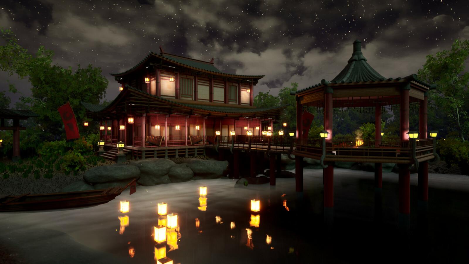 Shogun Temple
