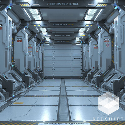 Unreal Engine 4 to Redshift