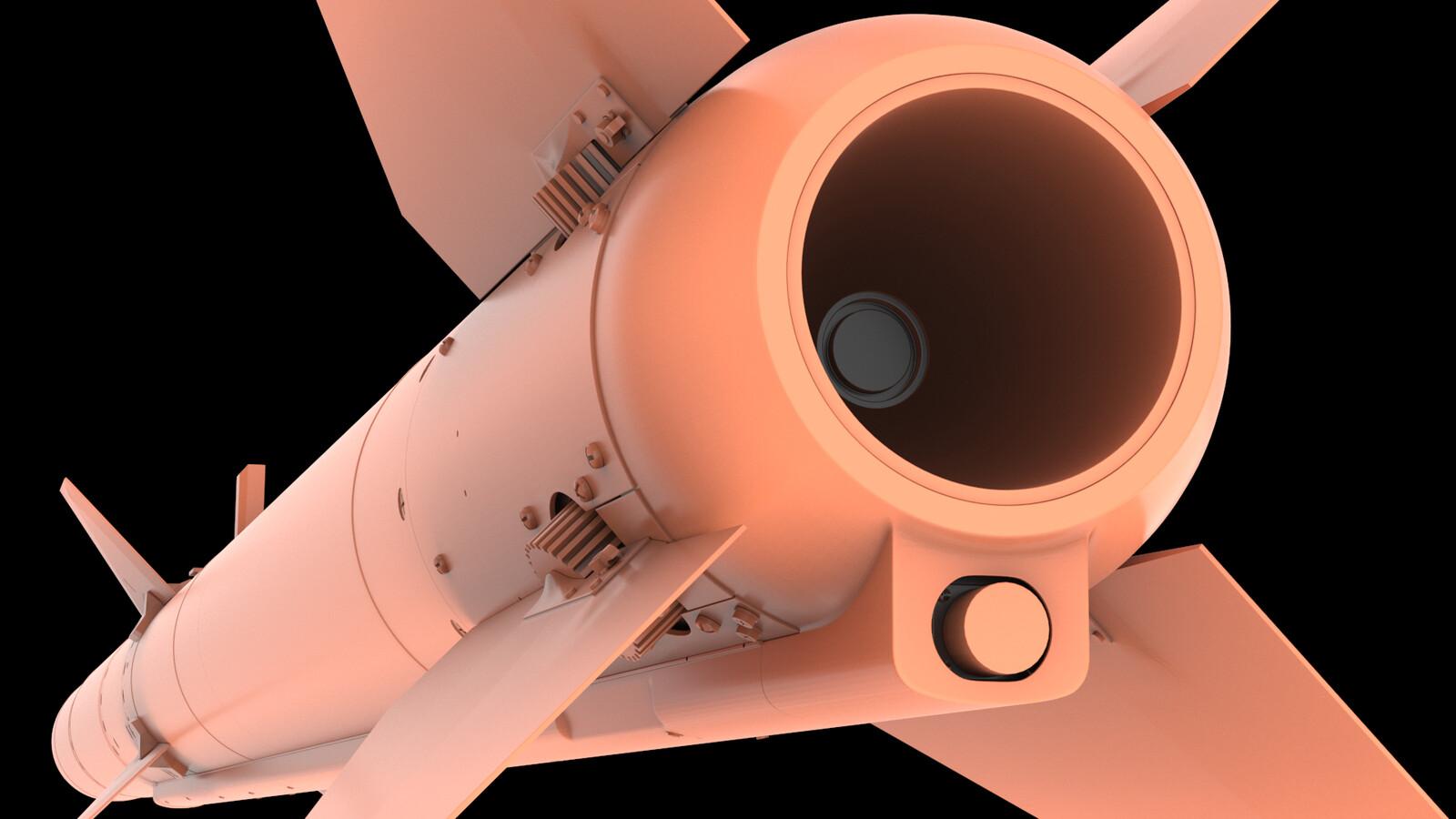 AIM-120C/D AMRAAM WIP#3