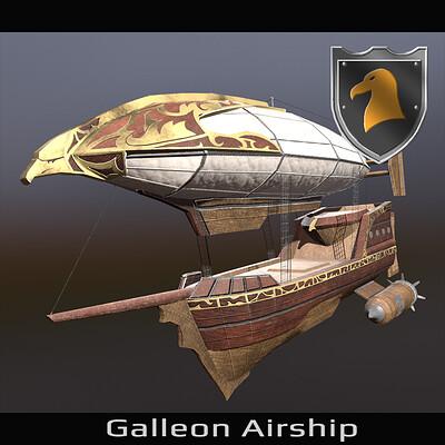 Alex wong galleon thumbnail