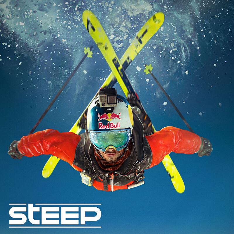 STEEP : Skis and Wingsuit