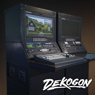 Dekogon - Database