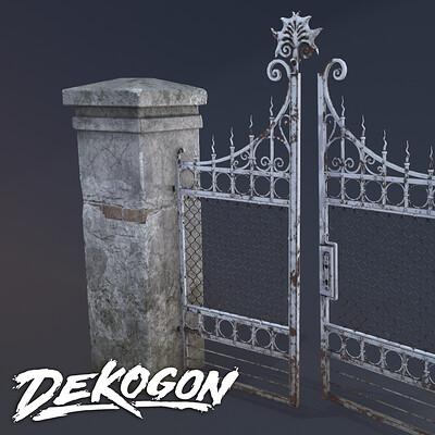 Dekogon - Gate