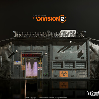The Division 2 Assets