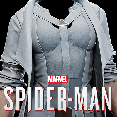 Marvel's Spider-Man: Silver Sable