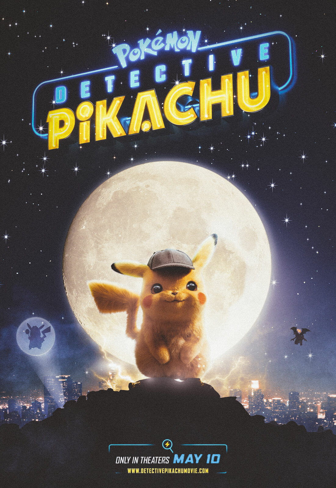 Detective Pikachu - The Movie Poster Guy
