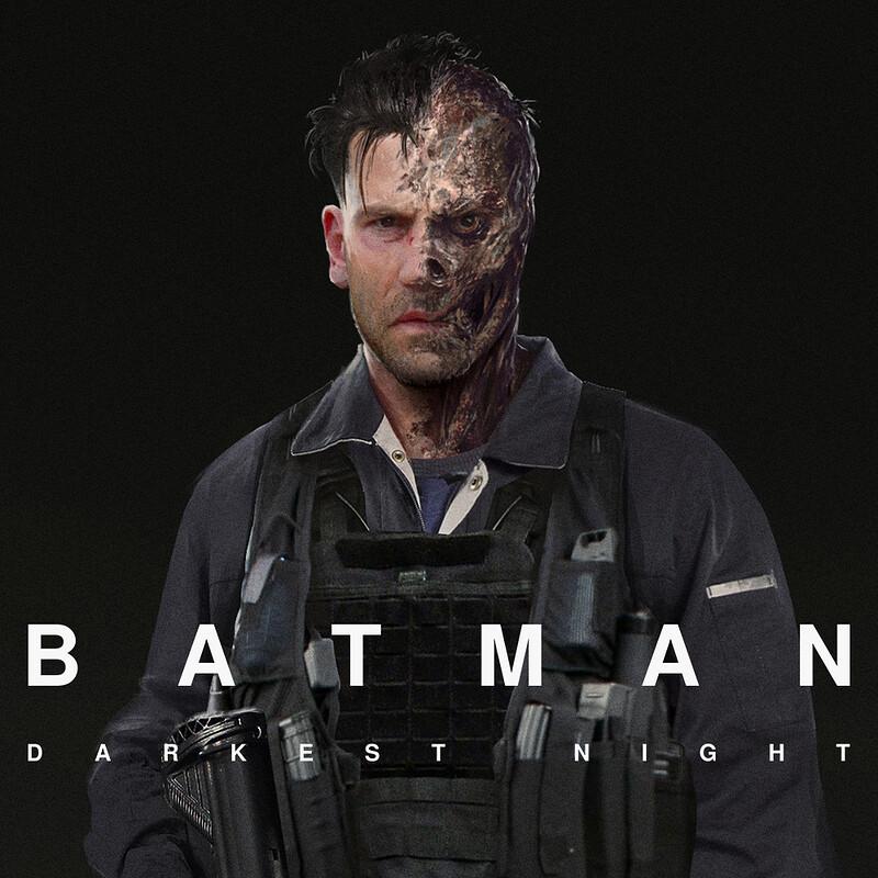 Batman: Darkest Night - Two-Face
