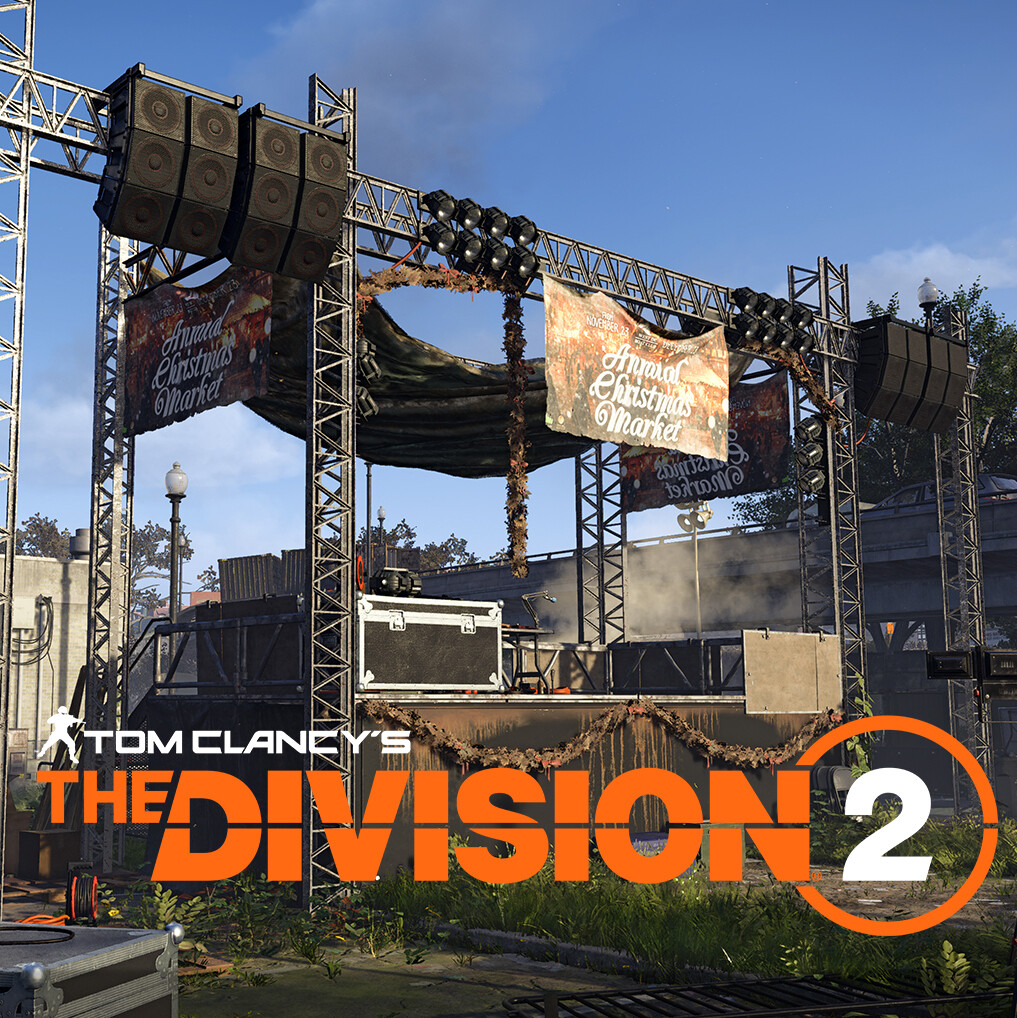 The Division 2 - Open World part 2