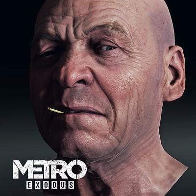 Oleg koreyba oleg koreyba baron hex metro exodus 4a games icon 04