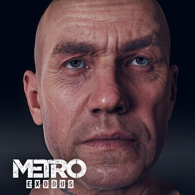Oleg koreyba oleg koreyba krest hex metro exodus zbrush icon 03