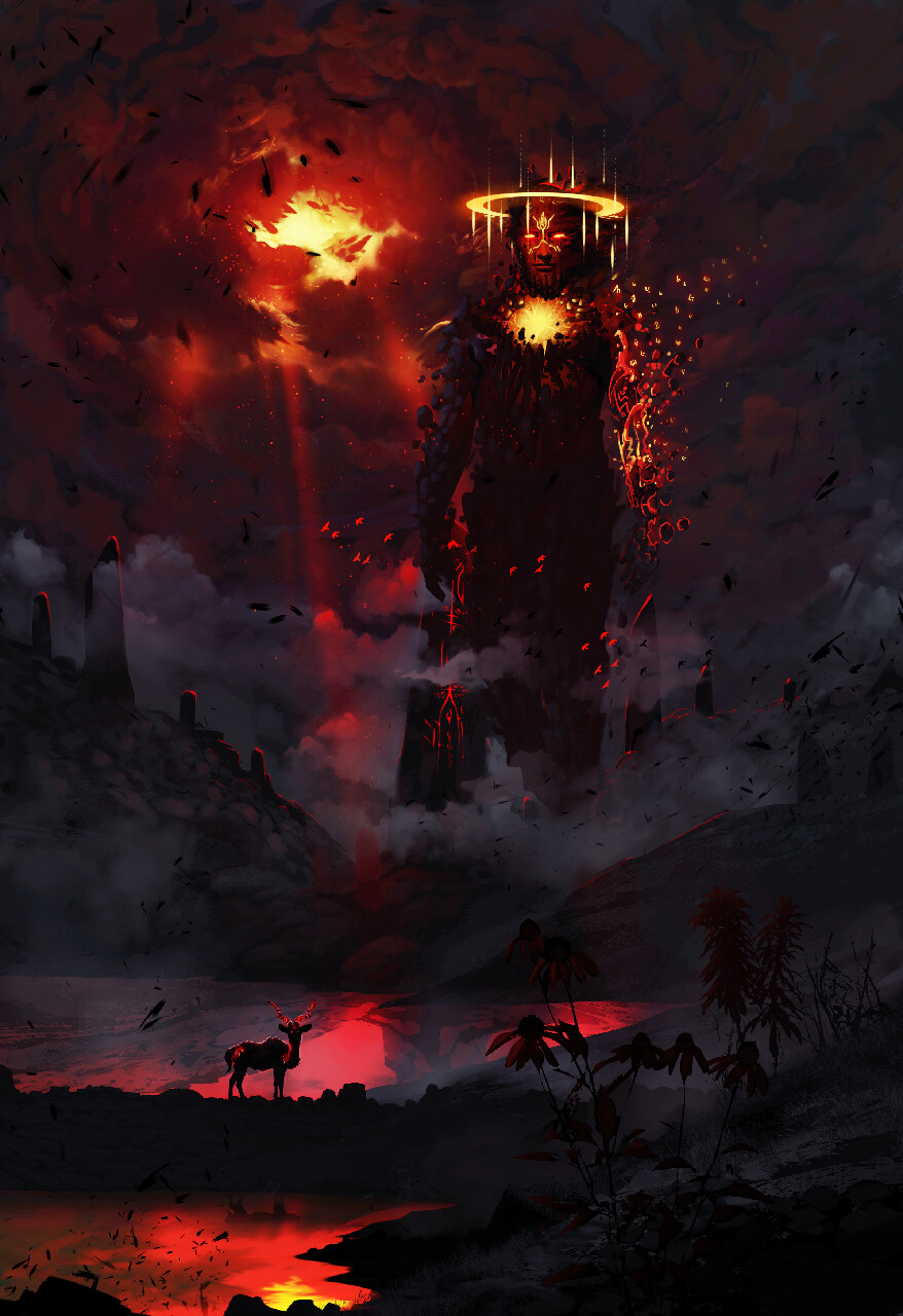 Shadow's God