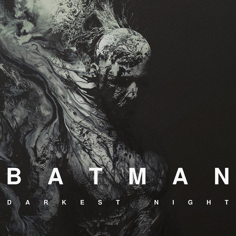 Batman: Darkest Night - Clayface