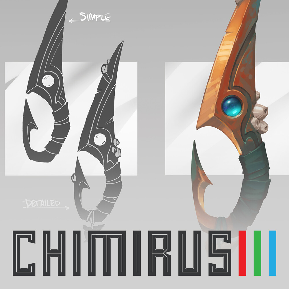 Chimirus Demo: Fisherman's Dagger