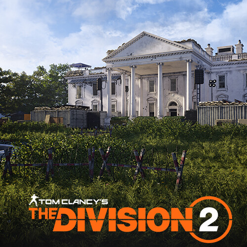 The Division 2 - Mainstream event screenshots