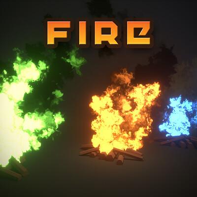 Gabriel aguiar shaderforge fire squarethumbnail v3