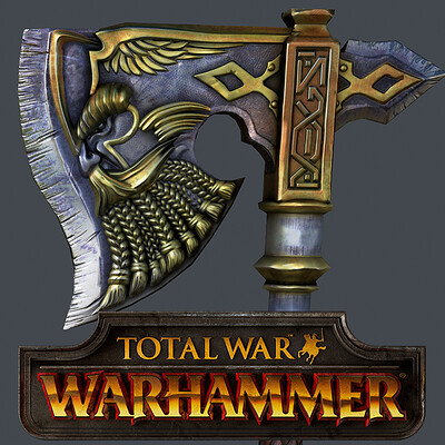 Axes Dwarfs - Warhammer: Total War