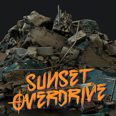 Rubble - Sunset Overdrive