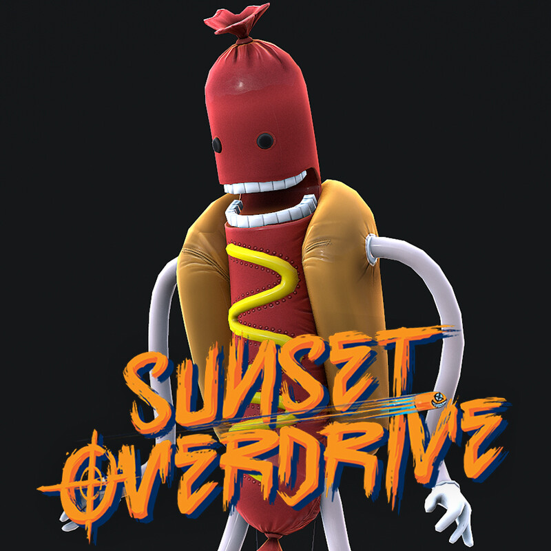 Blimps - Sunset Overdrive
