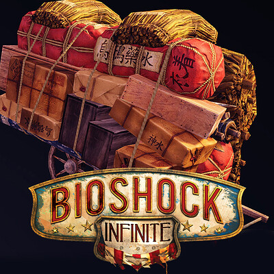 Carts - Bioshock Infinite
