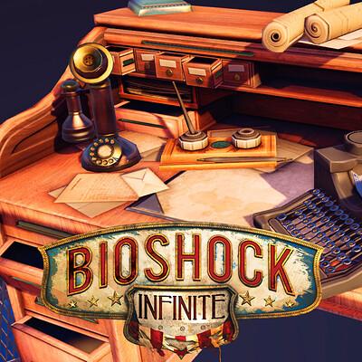 Filler Props - Bioshock Infinite