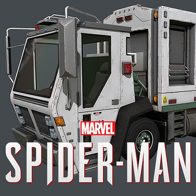 Vehicle Props - SpiderMan