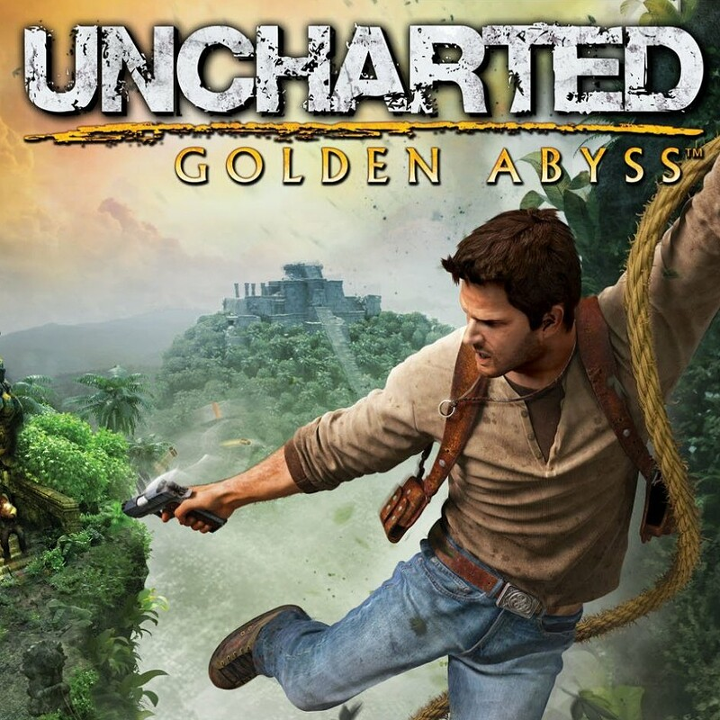 Uncharted Golden Abyss - Catacombs