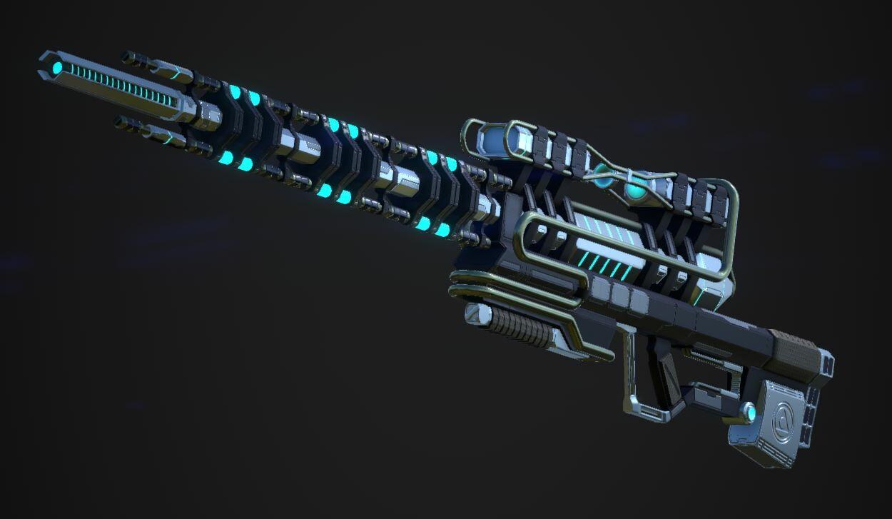 XLDE-790A Sniper Model