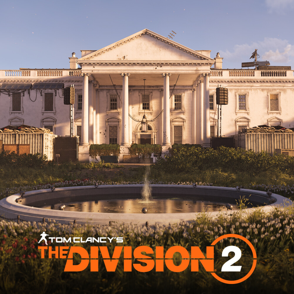 The Division 2: White House Base of Operations
