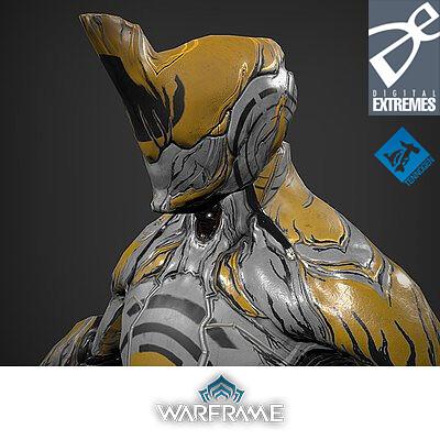Giovanny arce warframe excalibur