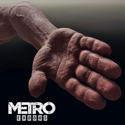 Oleg koreyba hud hand metro exodus 4agames by oleg koreyba icon