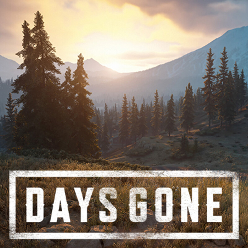 Days Gone - Lost Lake Region