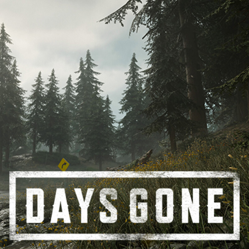 Days Gone - Cascade Region