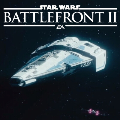 Corvus Shader - Star Wars Battlefront ll