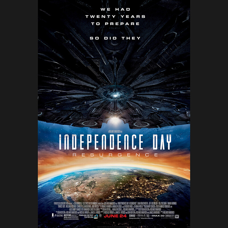 Independence Day Resurgence - Defence System