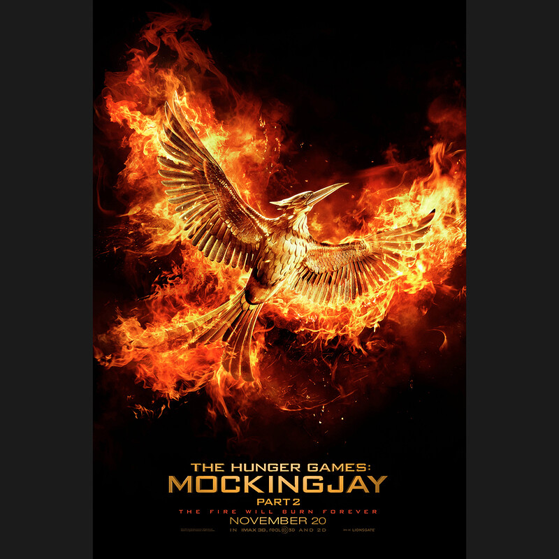 The Hunger Games - Mocking Jay Part 2