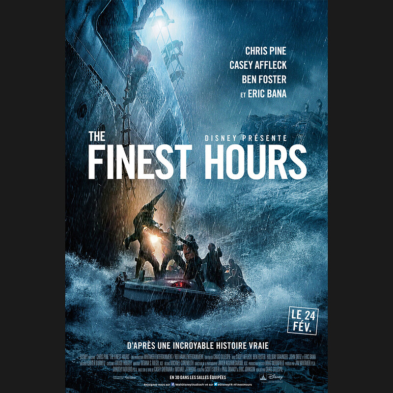 The Finest Hours - SS Pendleton
