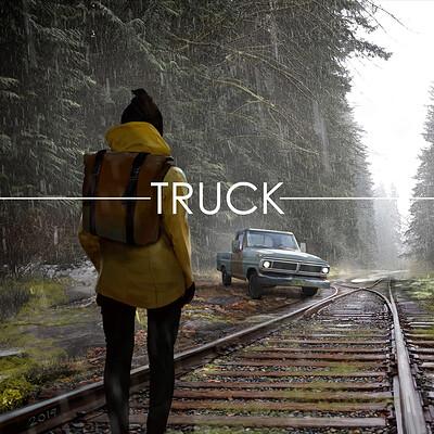 John thacker truck thumb