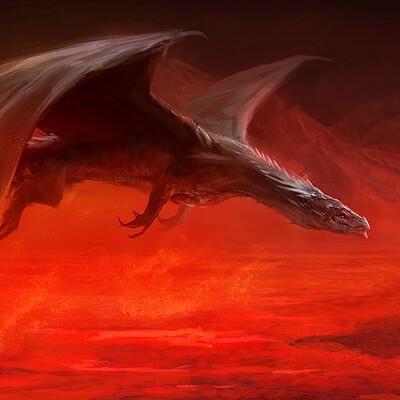 Antonio j manzanedo dragon negro avatar