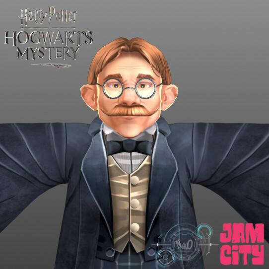 Harry Potter: Hogwarts Mystery - Professor Flitwick