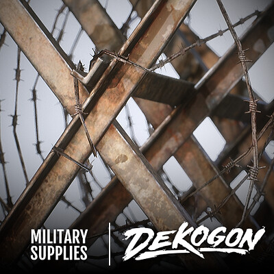 Dekogon - Barbed Wire Stop