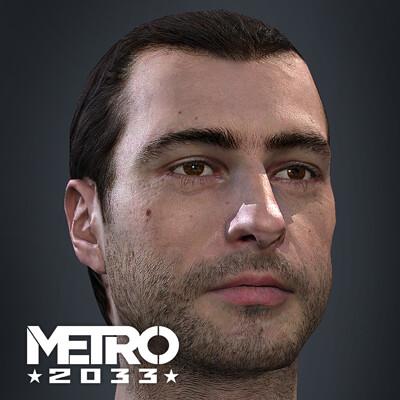 Oleg koreyba oleg koreyba hex 3 metro 2033 icon 02