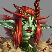 ArtStation - Kul'ma, League of Legends champion fan made, rework