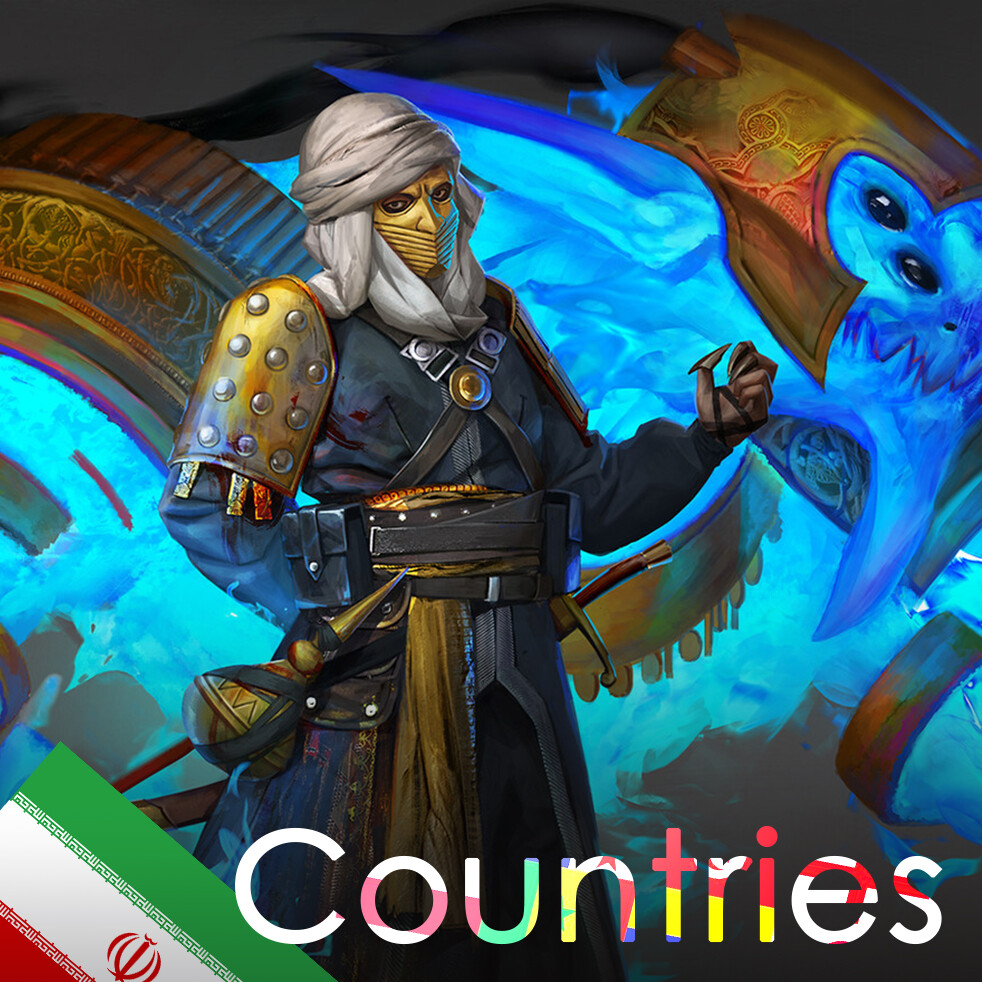 Countries: Iran