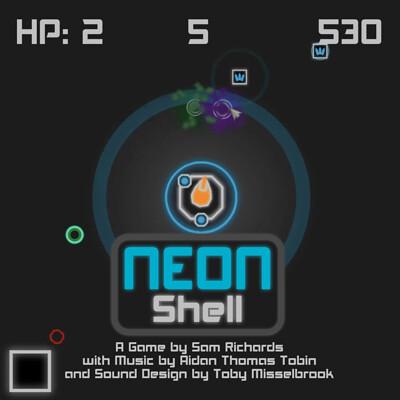 Sam richards neon shell thumb