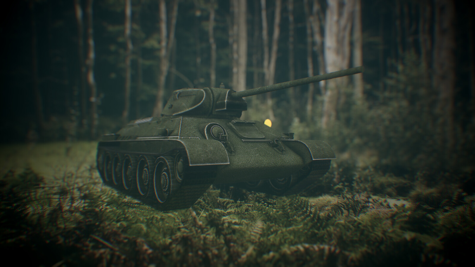 Low Poly Soviet Tank T-34 Game ready Soviet Tank T-34 Game ready    scorpion3d.com   Tomas Laureckis