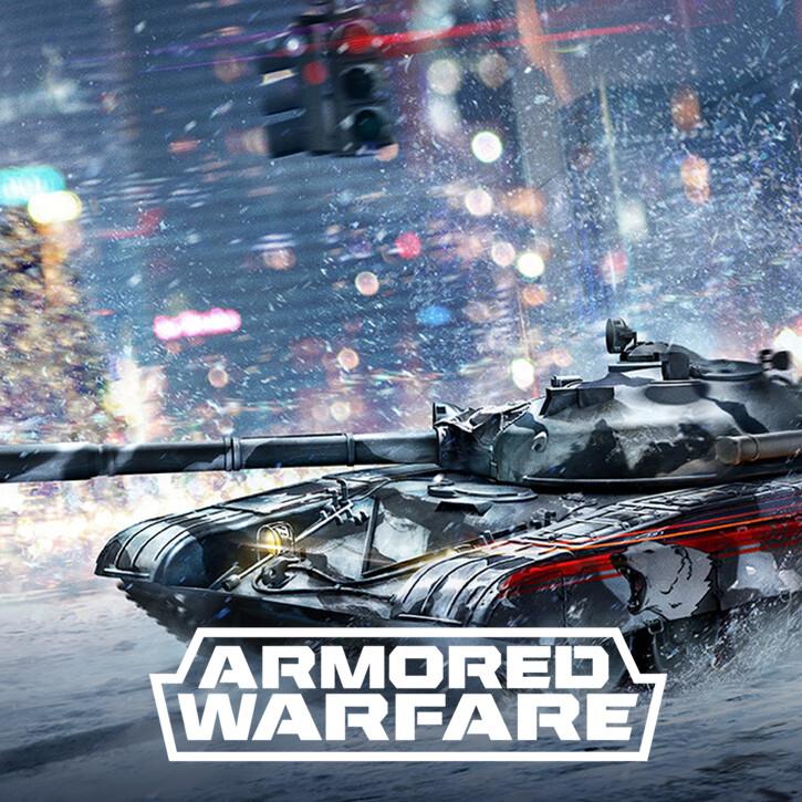 Armored Warfare Xmas