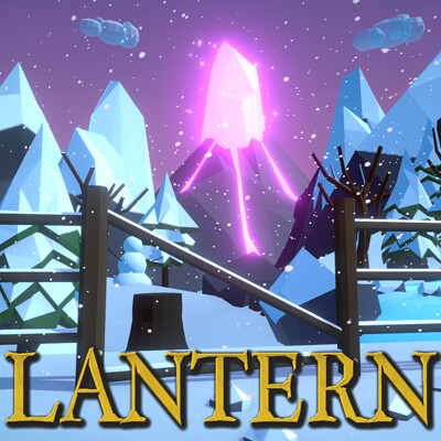 Lantern - Environment Art