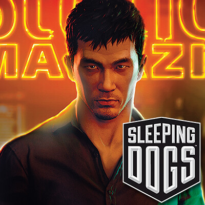 Sleeping Dogs / True Crime Covers