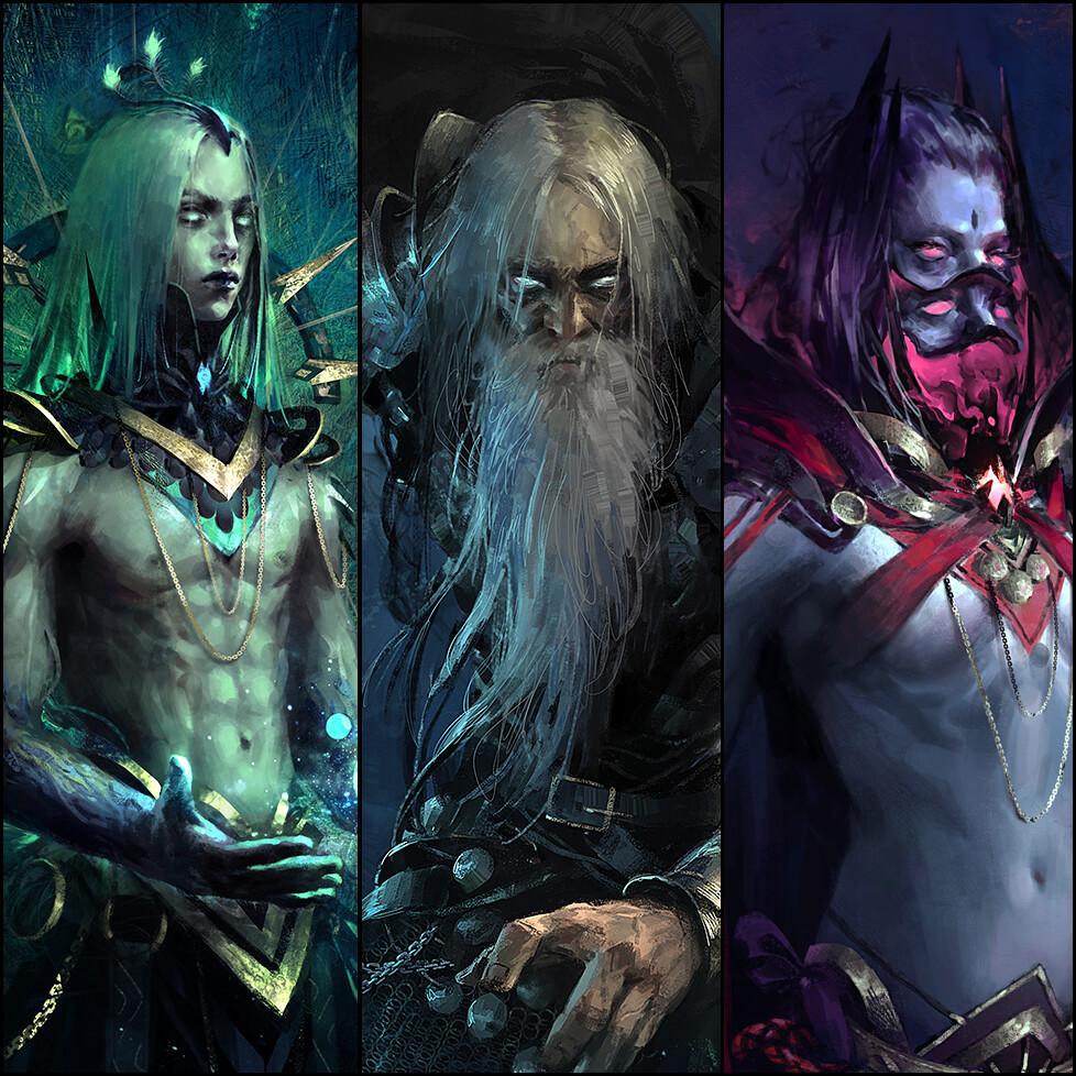 Ars Goetia Demons
