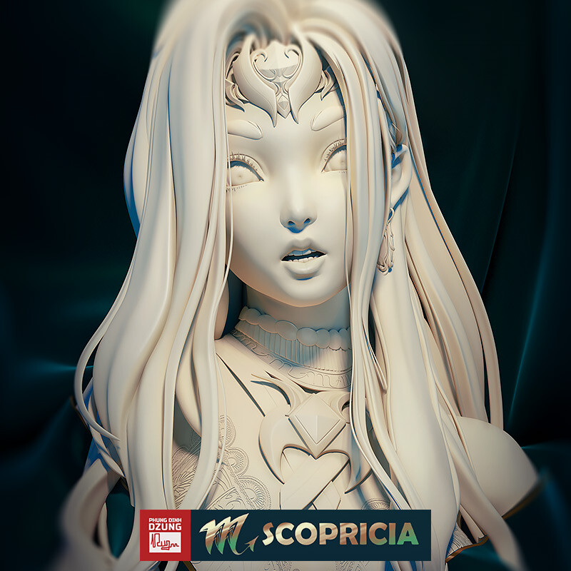 Scoprisia Bust Sculpt
